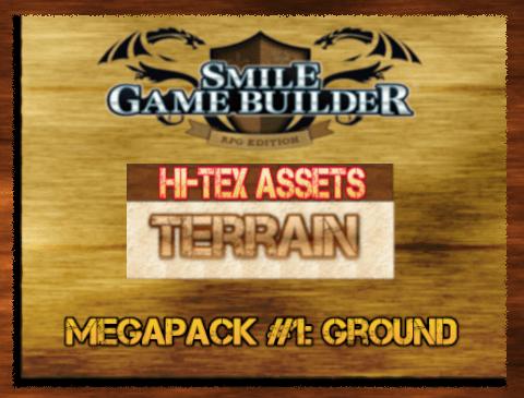 SGB Hi-Tex Assets Megapack #1 - Terrains: Ground