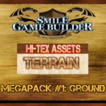 Hi-Tex Assets Megapack #1 - Terrains: Ground