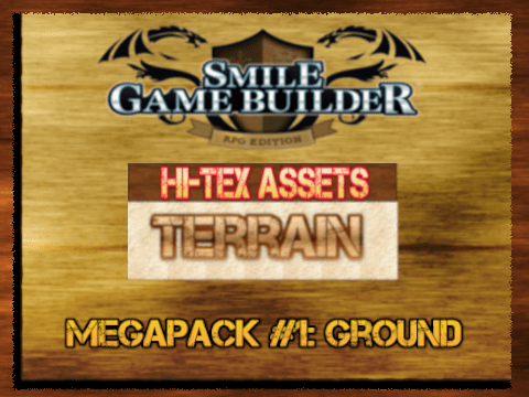 SGB Hi-Tex Assets Megapack #1 - Terrains: Ground
