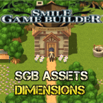 SGB Assets Dimensions