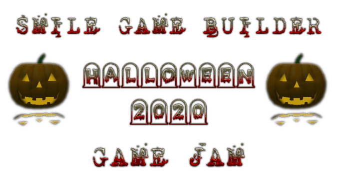 SMILE GAME BUILDER Halloween 2020 Game Jam