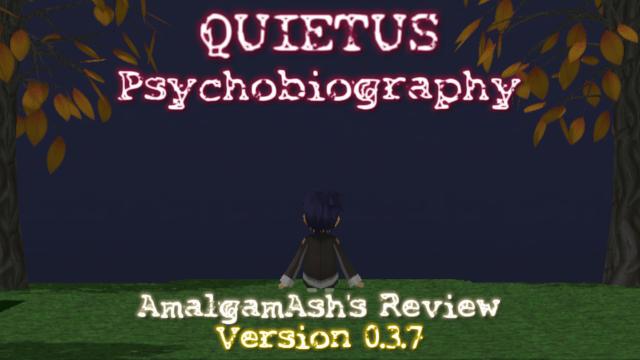 Quietus v0.3.7 | SMILE GAME BUILDER