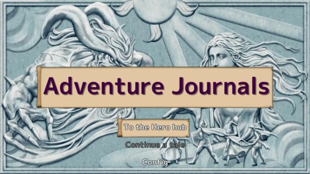 Adventure Journals | Tolksa | SGB Summer 2021 Game Jam