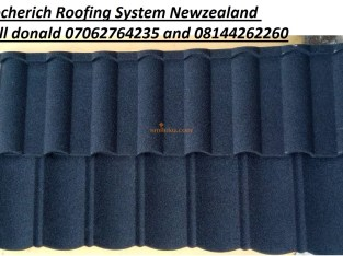 stone coated roofing sheet from docherich