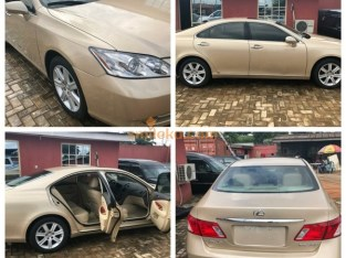 Lexus ES 350 2008 Model – Negotiable ( Tokunbo )