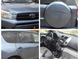 Toyota Rav4 2008 Model ( Negotiable)