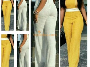 Buy your Jumpsuit from Us ( Available in different colours and Sizes )