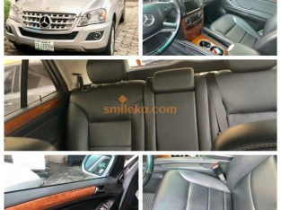 Mercedes Benz ML350 2009 Model (Very Clean)