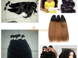Human Hair in different Sizes available for sale