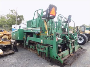1991 Barber Greene Asphalt Paver (model BG225B)