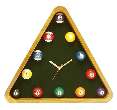 Pool Rack Clock