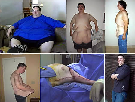 David Smith: Lost 400 pounds and became a personal trainer