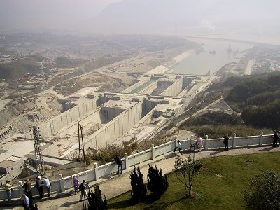 Three Gorges Dam, China: 24 billion USD