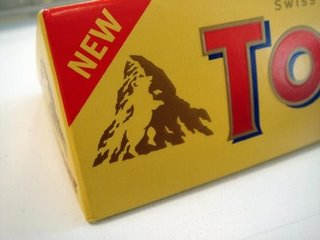 Toblerone Logo Subliminal Hidden Message