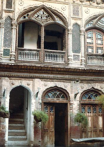 Sethi Mansion Peshawar