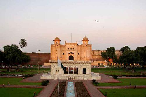 Shahi Qila - Lahore Fort