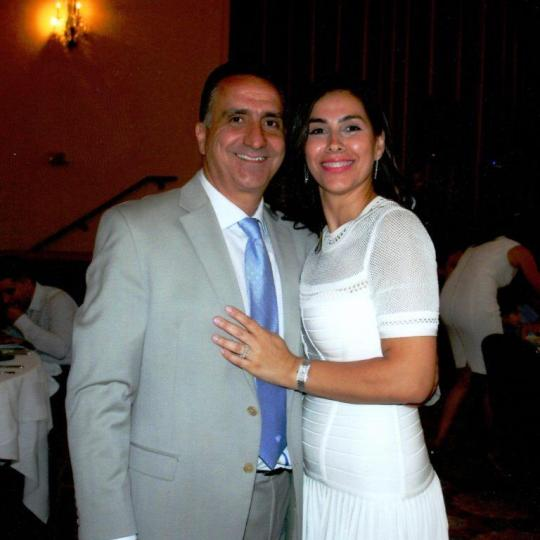 Dr. Nick & Wife