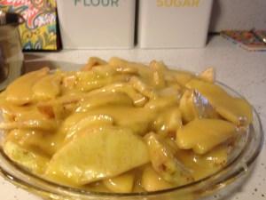 Trout Farm Apple Pie - 12