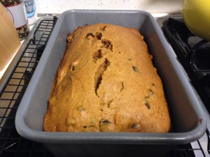 Pumpkin Bread - 11