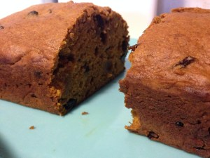 Pumpkin Bread - 12