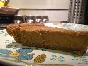 Healthy Pumpkin Pie - 15