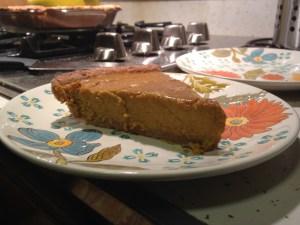 Healthy Pumpkin Pie - 14
