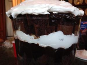 Chocolate Trifle - 22