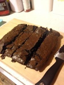 Sea Salt Brownies - 15