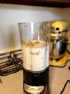 Peanut Butter Honey Ice Cream - 3