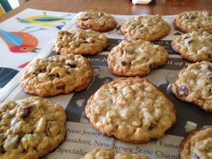 Ann's Oatmeal Chocolate Chip Cookies - 13