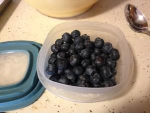 Lemon Blueberry Ricotta Cookies - 16