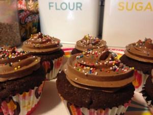 Chocolate Cupcakes - 29