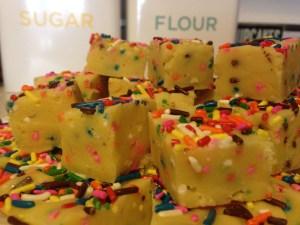 Cake Batter Fudge - 9
