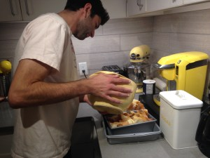 Pumpkin Bread Pudding - 8