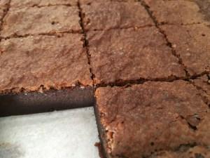 Nutella Brownies - 10
