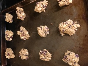 White Chocolate Cranberry Cookies  - 10