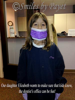 charlotte family dentist welcomes children