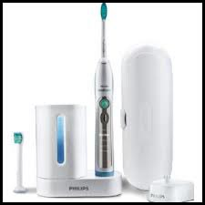 Dr. Payet, a Charlotte dentist, recommends the Sonicare electric toothbrush