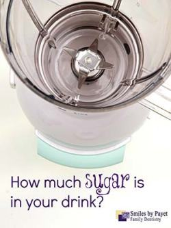 how much sugar is in juices?