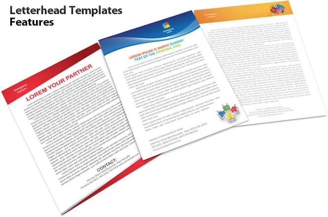 ms word templates letterhead