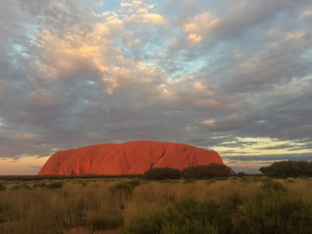 Uluru, Ayres Rock