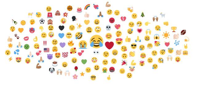 emojis zum ausdrucken  emoji so funktioniert die