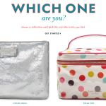Which One Are You? Kate Spade email