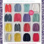 New Knitwear Collection is Springloaded with Color Boden email