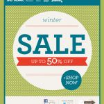 Winter Sale Boden email