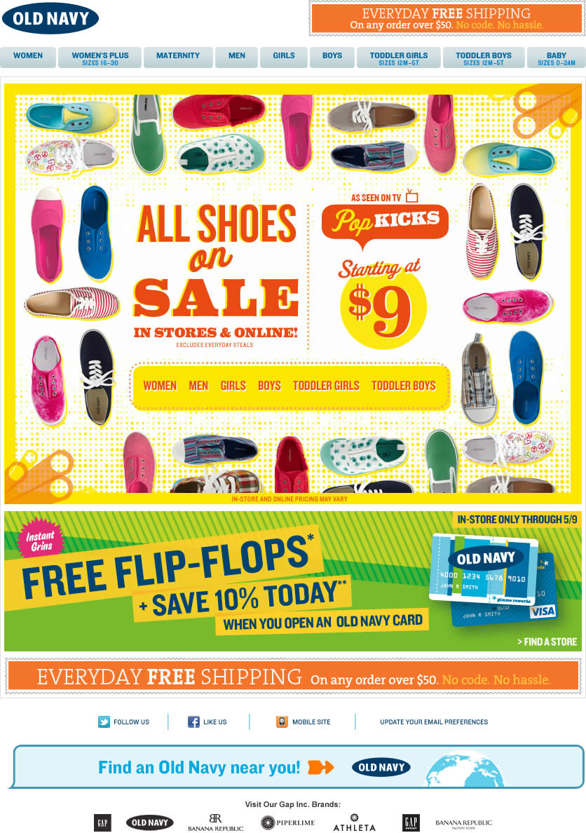 old-navy-email-shoes-on-sale – Smiley Cat