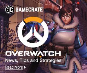 GameCrate banner ad design example
