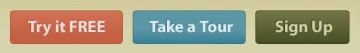 Dialogix web button design example