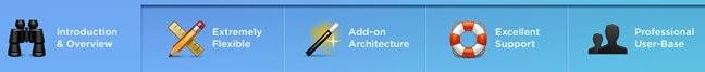 ExpressionEngine icon design example