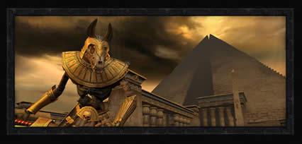 Warhammer Online image border design example